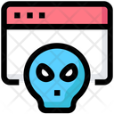 Danger Website Icon