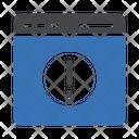 Danger Website Icon
