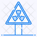 Danger Zone Hazardous Area Perilous Zone Icon
