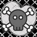 Dangerous Dead Death Icon