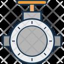 Dangerous Emergency Fire Hydrant Icon