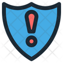 Dangerous Security Hazard Icon