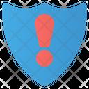Dangerous Security Hazard Icon