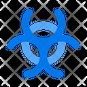 Dangerous Hazardous Danger Icon
