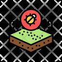 Dangerous Bug Icon