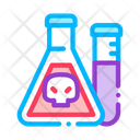 Dangerous Chemical Icon