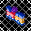 Minimum Dangerous Distance Icon