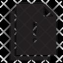 Dangerous File Icon