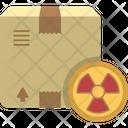 Dangerous Goods Dangerous Box Dangerous Parcel Icon