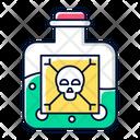 Dangerous Liquid Icon
