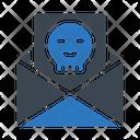 Virus Malware Dangerous Icon