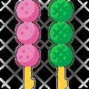 Dango Stick Culture Icon