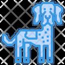 Danish Pointer Dog Icon