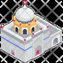 Darbar Bahauddin Zakariya Mausoleum Religious Building Icon