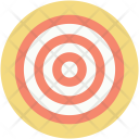 Darboard Goal Aim Icon