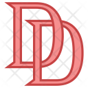 Dare Devil Dd Icon