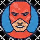 Daredevil Ravan Headshot Devil Icon