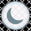 Dark Mode Button Icon
