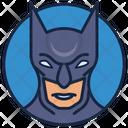 Dark Knight Villain Warrior Icon