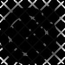 Dart Dartboard Icon