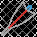 Dart Aim Target Icon