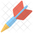Aim Arrow Dart Icon