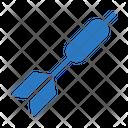 Dart Board Game Icon