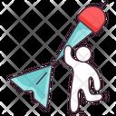 Dart Arrow Archery Arrow Icon