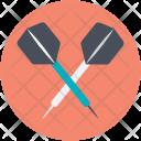 Dart Target Archery Icon