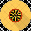 Dart Sport Equipment Icon
