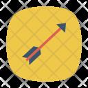 Dart Target Game Icon