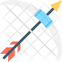 Dart Pin Arrow Icon