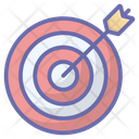 Target Board Aim Objective Icon