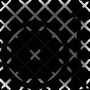 Dart Board Arrow Icon