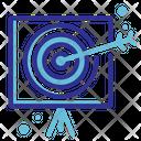 Arrow Strategy Target Icon