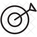 Dartboard Icon