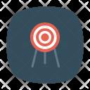 Dartboard Target Goal Icon