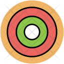 Dartboard Focus Goal Icon
