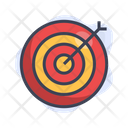 Business Target Aim Icon