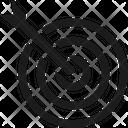 Dartboard Dart Arrow Icon