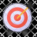 Dartboard Archery Bullseye Icon