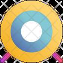 Dartboard Dartboard Target Play Icon
