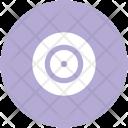 Dartboard Target Game Icon