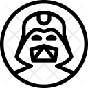 Darth Vader Avatar Icon
