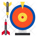 Darts Game Player Icon