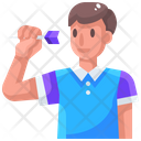 Darts Player Icon