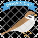 Darwin Day Icon