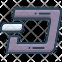 Dash Coin Icon