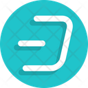 Currency Cryptocurrency Dash Icon