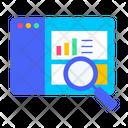 Dashboar Analyst Analyst Analysis Icon